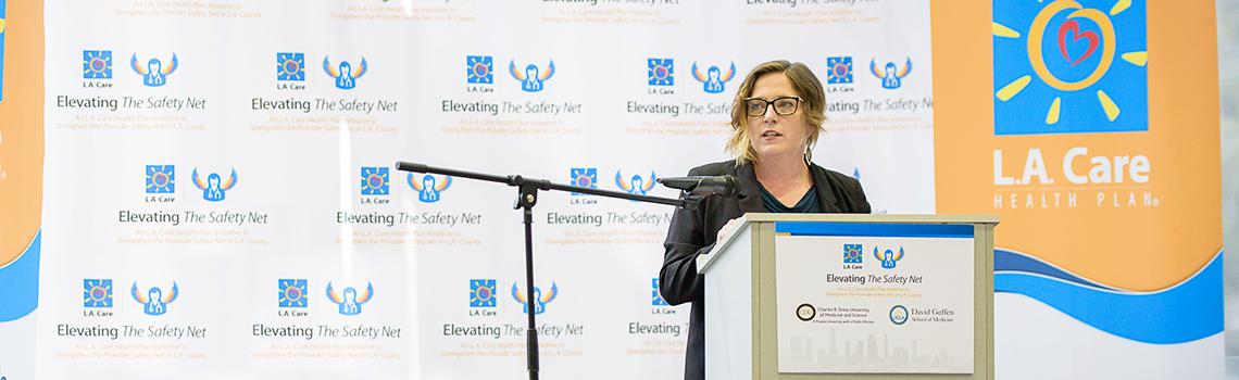 Louise McCarthy, Board Chair