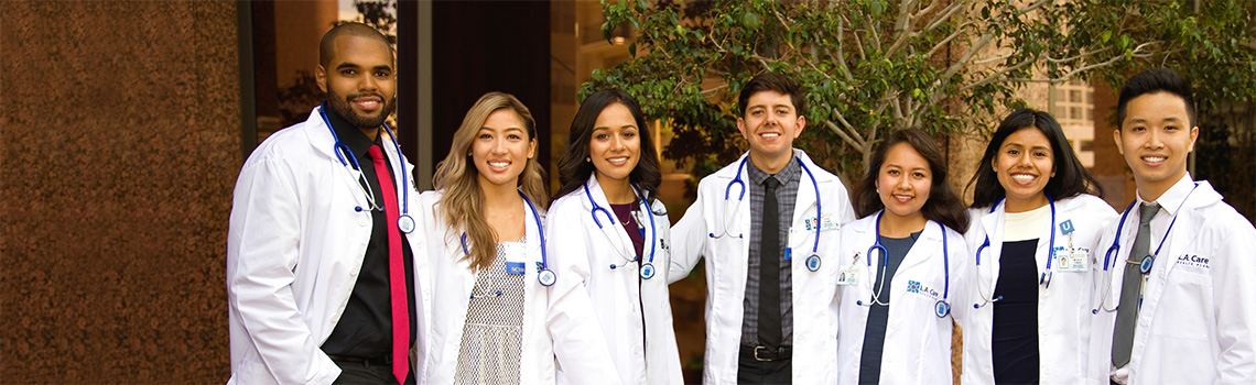 7 medical students
