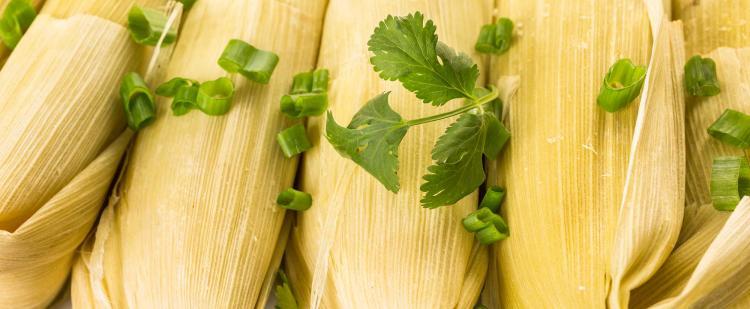 Tilapia-Tamales