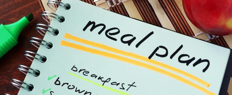 Meal Plan Notebook