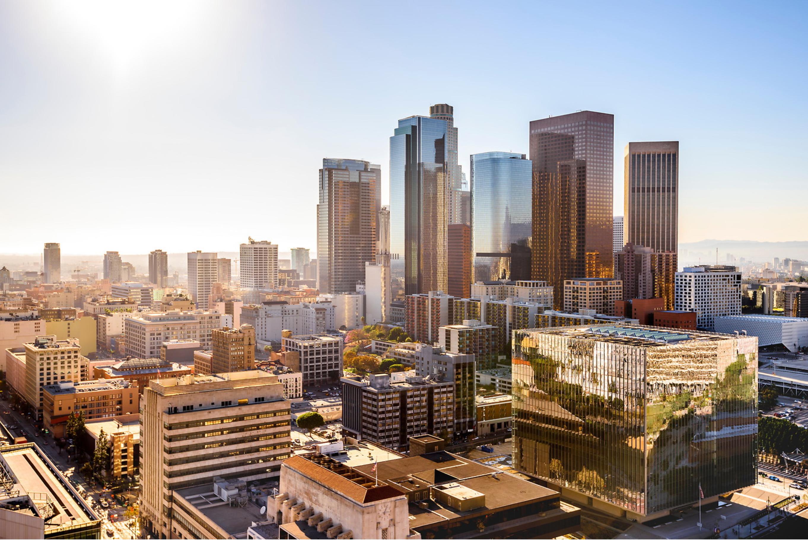 Los Angeles Buildings