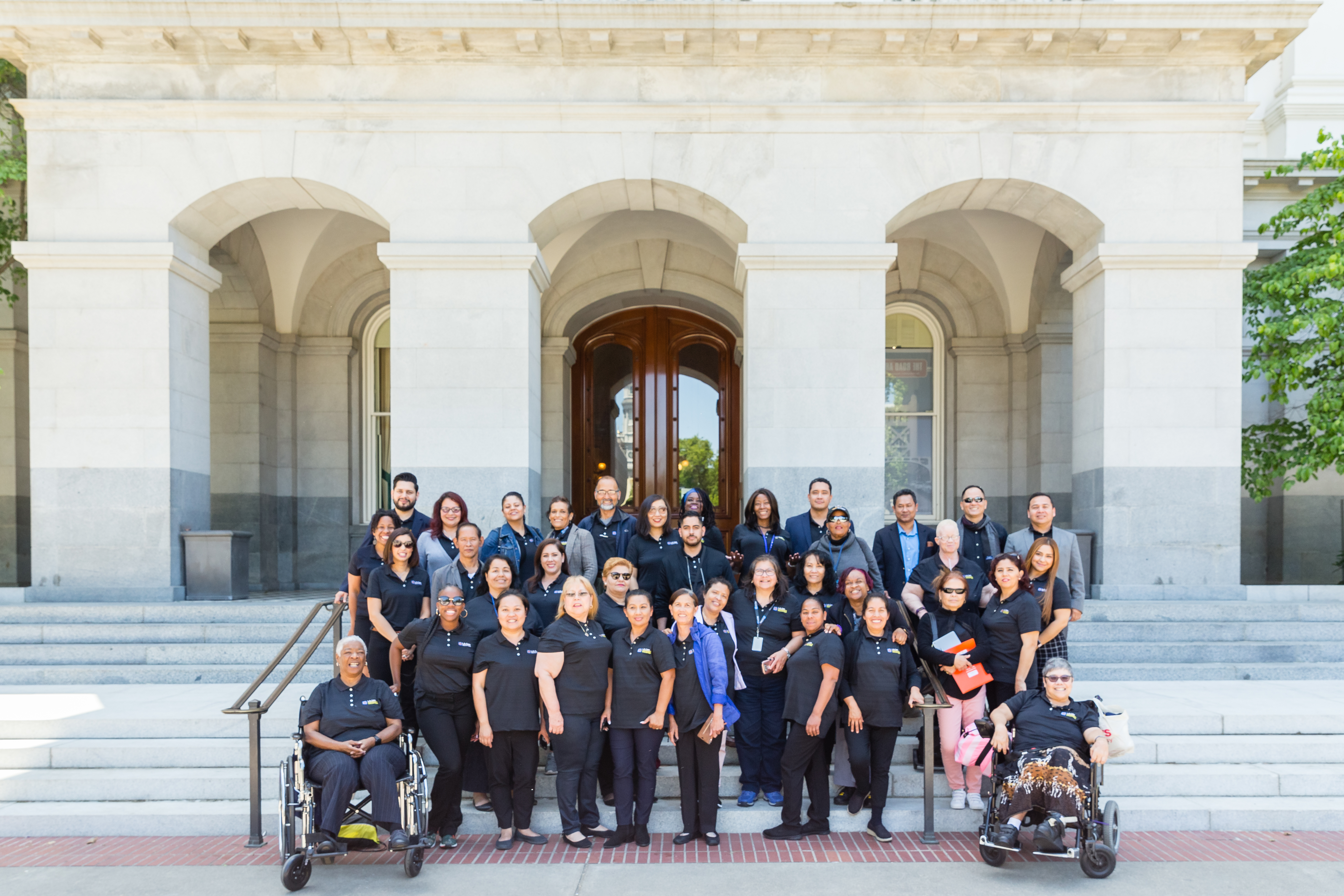 History | L A  Care Health Plan