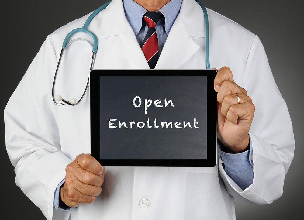 Open Enrollment Period is Almost Here