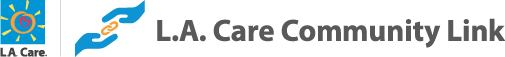 L.A. Care Community Link logo