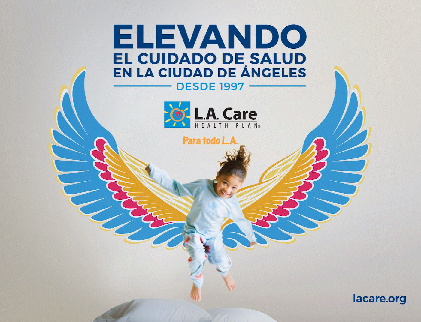 L.A. Care Launches New Marketing Campaign to Reinvigorate its Brand