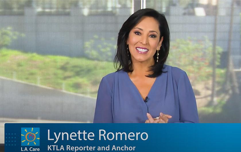 Lynette Romero KTLA Anchor