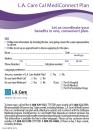 LA Care Lead Card